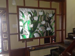 Doors & Partitions Glasstec 아트워크사진 & 그림
