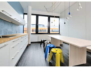 Heerwagen Design Consulting Office buildings