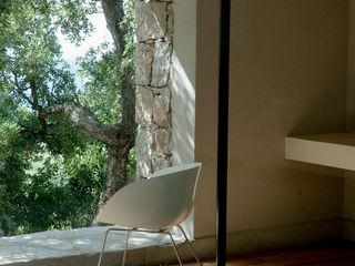Villa en Corse du sud Vezzoni Associés Salon méditerranéen