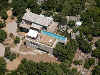 Villa en Corse du sud Vezzoni Associés Maisons méditerranéennes