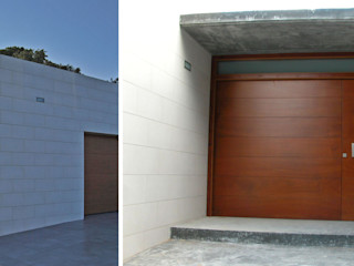 jjdelgado arquitectura Minimalist house