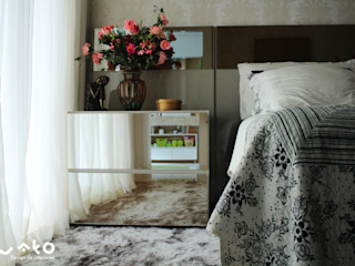 WAKO Design de Interiores Classic style bedroom