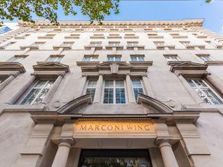 Marconi House Patalab Architecture Paredes y suelos de estilo moderno