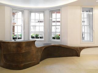 55 Grosvenor Street Patalab Architecture Edificios de oficinas de estilo moderno