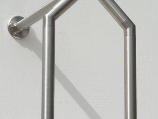 PROGRAMMA 105, coat hangers holder Insilvis Divergent Thinking Corridor, hallway & stairsClothes hooks & stands
