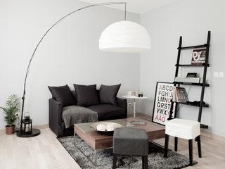 Grazia Architecture Livings de estilo moderno