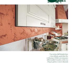 ROMANO MOBILI dal 1960 Rustic style kitchen