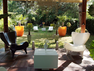 DB design Jardines de estilo moderno