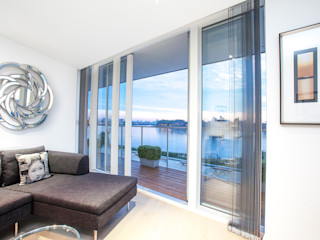 Granite Apartments, River Gardens Walk, Greenwich, SE10 Millennium Interior Designers