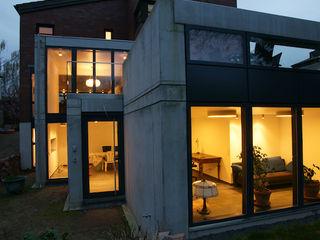 in_design architektur Minimalist house