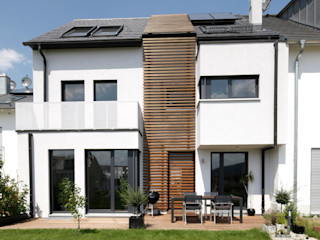 in_design architektur Terrace house