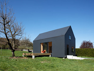 Lode Architecture Minimalist houses