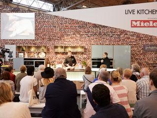 Grand Designs LIVE 2013 Celebrity Show Demo Kitchen Henley McKay Kitchens KitchenCabinets & shelves