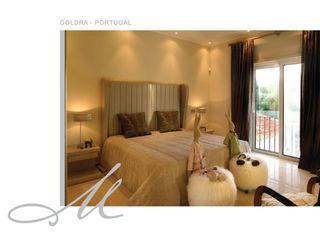 House in Goldra Maria Raposo Interior Design