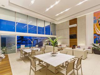 Casa JLM Enrique Cabrera Arquitecto Comedores minimalistas