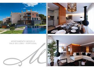Model Apartment Vale do Lobo Maria Raposo Interior Design