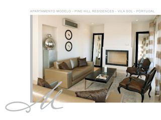 Model Apartment - Pine Hill Residences Maria Raposo Interior Design