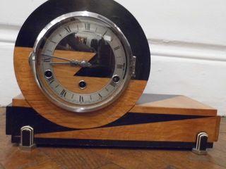Art Deco Clock Travers Antiques Living roomAccessories & decoration