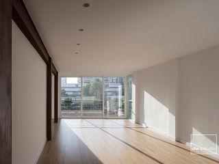 slvr estudio Industrial style living room