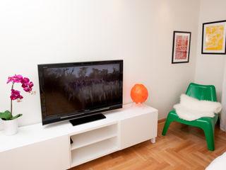 AgiDesign 现代客厅設計點子、靈感 & 圖片