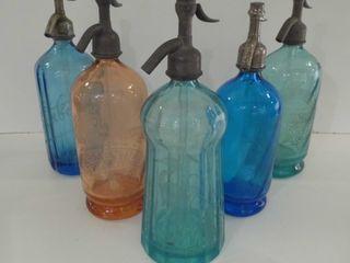 Vintage Soda Syphons Travers Antiques KitchenCutlery, crockery & glassware
