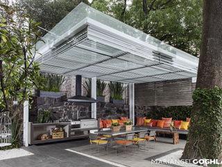 MARIANGEL COGHLAN Balcones y terrazas modernos: Ideas, imágenes y decoración