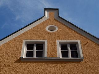 Altstadthaus in Landshut Herzog-Architektur Klassische Häuser