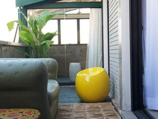 Mauricio Arruda Design Modern Terrace