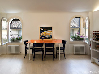 moovdesign Minimalist dining room