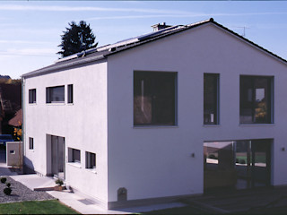 Einfamilienhaus in Aiglsbach Herzog-Architektur Moderne Häuser