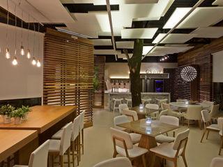 Guardini Stancati Arquitetura e Design Rustikale Gastronomie