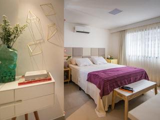 Bloom Arquitetura e Design Modern style bedroom