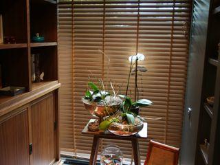 ABE HOUSE Esra Kazmirci Mimarlik Eclectic style living room