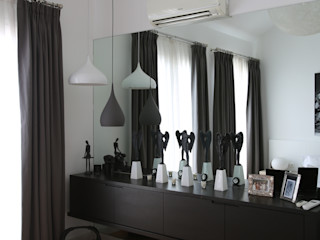SS HOUSE Esra Kazmirci Mimarlik Modern living room