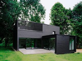 IOX Architekten GmbH Case in stile minimalista