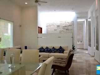 Casa Tucanes Excelencia en Diseño Salones modernos