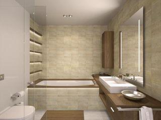 Perspectivas 3D - Baños Realistic-design Baños