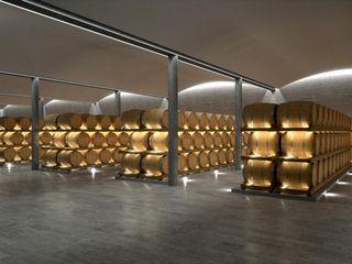Perspectivas 3D - Bodegas Realistic-design Bodegas