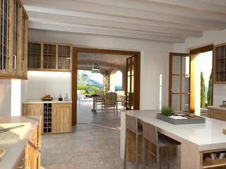 Perspectivas 3D - Cocinas Realistic-design Cocinas