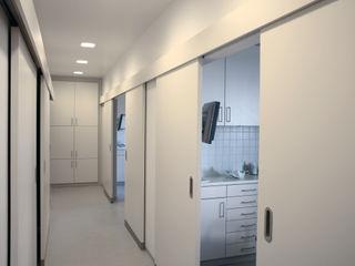 IOX Architekten GmbH Cliniche moderne