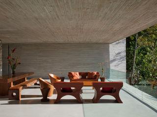 Studio MK27 Балкон и терраса в стиле модерн