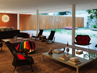 Studio MK27 Дома в стиле модерн