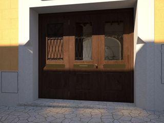 Perspectivas 3D - Garajes y entradas Realistic-design Garajes