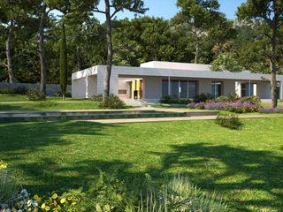 Perspectivas 3D - jardines Realistic-design Jardines