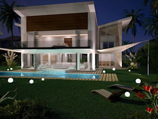 Perspectivas 3D - piscinas Realistic-design Piscinas