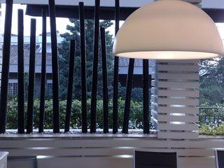 Fabio Valente Studio di architettura e urbanistica Modern balcony, veranda & terrace