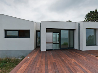 Frédéric Saint-cricq Architecte Nhà phong cách tối giản