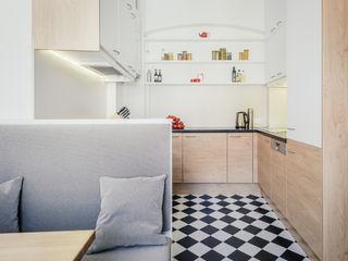raumdeuter GbR Modern Mutfak