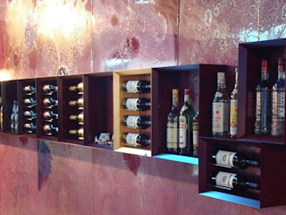 Esigo 5, la libreria del vino Esigo SRL Negozi & Locali Commerciali Legno