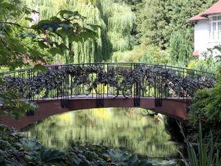 Villi Zanini - Wrought Iron Art Classic style garden Iron/Steel Black